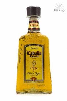 El Caballo Estrella Tequila Anejo