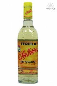 San Matias Tequila Reposado