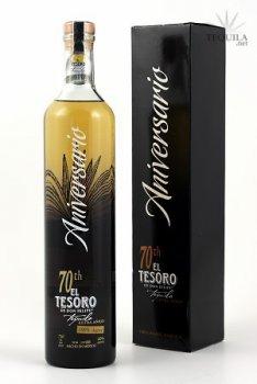 El Tesoro Tequila Aniversario Extra Anejo