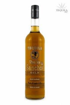Viva los Sanchos Tequila Gold