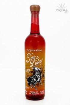 Toro de Lidia Tequila Anejo