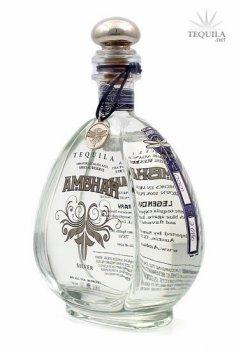 Ambhar Tequila Silver