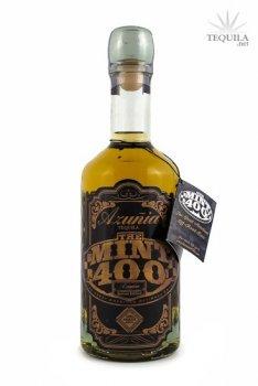 Azunia Tequila Mint 400 Anejo