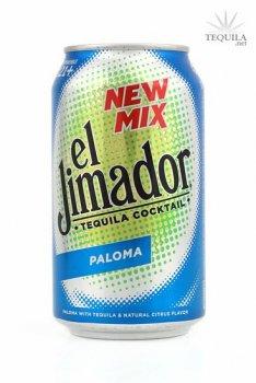El Jimador New Mix Paloma