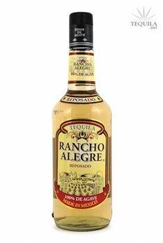 Rancho Alegre Tequila Reposado
