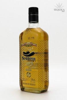 Sombrero Tequila Gold