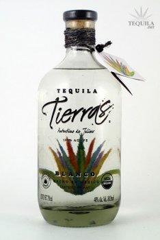 Tierras Tequila Blanco