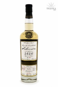ArteNOM Seleccion de 1414 Tequila Reposado