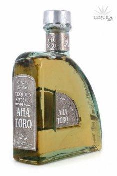 Aha Toro Tequila Reposado