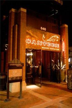 Canteen Modern Tequila Bar