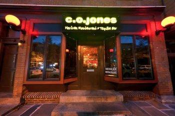 c.o.jones Mexican Restaurant & Tequila Bar
