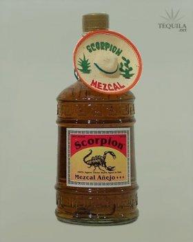 Scorpion Mezcal Anejo 3 Year