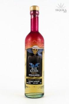 Blue Iguana Tequila Reposado - Edicion Catrina