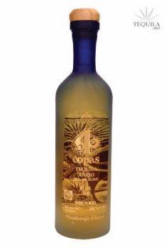 4 Copas Tequila Anejo