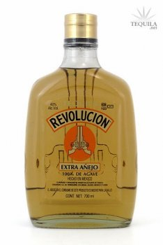 Revolucion Tequila Extra Anejo