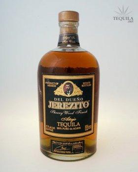 Del Dueno Jerezito Tequila Anejo