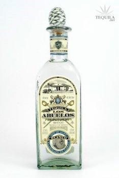 Los Abuelos Tequila Blanco