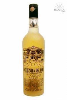 Hacienda de Oro Tequila Anejo