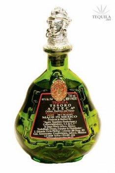 Tesoro Azteca Tequila Reserva Imperial