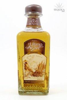 El Ultimo Agave Tequila Reposado