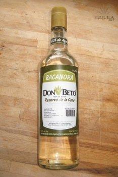 Don Beto Bacanora Silver
