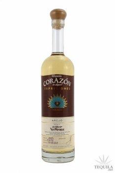 Corazon de Agave Tequila Añejo - Expresiones - Old Rip Van Winkle