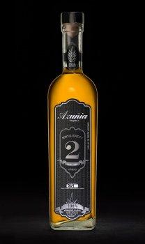 Azuñia Black Tequila Añejo