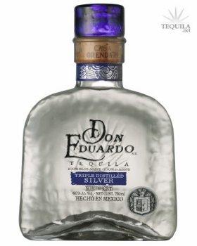 Don Eduardo Tequila Silver