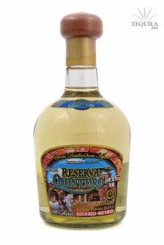 Reserva Quintero Destilado de Agave Reposado