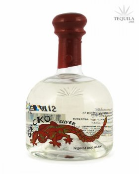 Gecko Tequila Silver