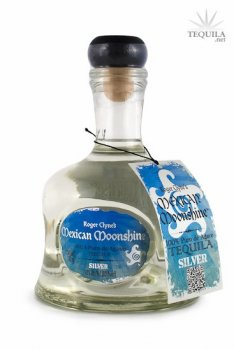 Roger Clynes Mexican Moonshine Tequila Silver