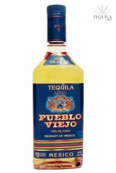 Pueblo Viejo Tequila Anejo