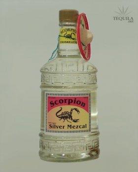 Scorpion Mezcal Silver