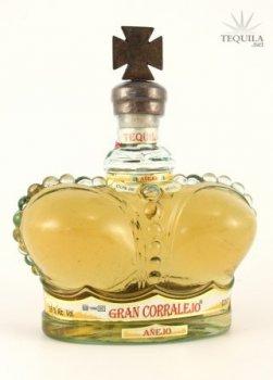 Gran Corralejo Tequila Anejo