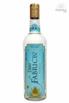 Don Fabricio Tequila Blanco
