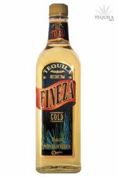 Fineza Tequila Gold
