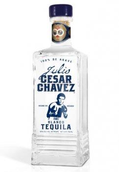 Julio Cesar Chavez Tequila Blanco