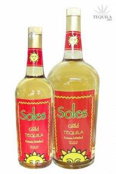 Los Cinco Soles Tequila Gold