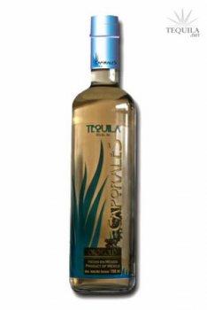 Caporales Tequila Oro
