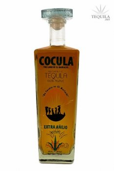 Cocula Tequila Extra Anejo