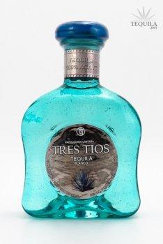 Tres Tios Tequila Blanco