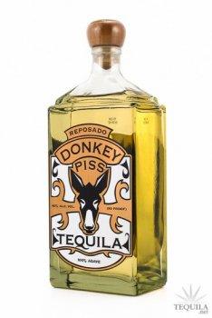 Donkey Piss Tequila Reposado