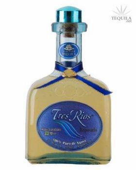 Tres Rios Tequila Reposado