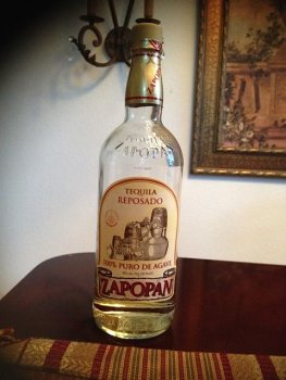 Zapopan Tequila Reposado