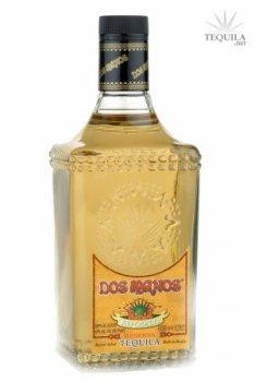 Dos Manos Tequila Reposado