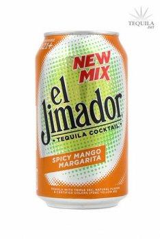 El Jimador New Mix Spicy Mango Margarita